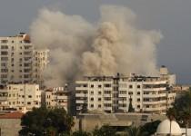 نقض آتش بس/ شهادت 100 فلسطینی در رفح/ ربوده شدن یک افسر اسرائیلی