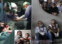 پزشک انگلیسی: در غزه آخرالزمان برپاست