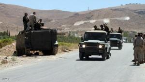 """درگیری میان تروریستها و ارتش لبنان/نشست کابینه درباره وقایع """"عرسال"""""""