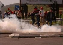 درگیری میان فلسطینیها و صهیونیستها در قدس