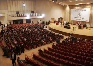 نشست پارلمان عراق برای تعیین بزرگترین فراکسیون به یکشنبه موکول شد