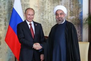 همکاری با ایران، برگ برنده پوتین برای تلافی تحریمهای غرب است