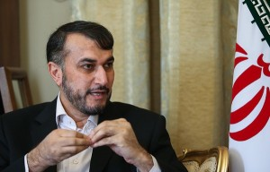 """امیرعبداللهیان: در انتظار آزادی قریبالوقوع """"نیکبخت"""" هستیم"""