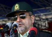 احمدی مقدم: داعش نقطه تماسی با مرزهای غربی ندارد