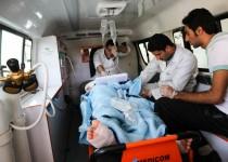 آخرین وضعیت درمان مصدومان حادثه هوایی