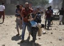 شمار شهدای غزه به 2131 نفر رسید