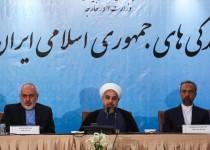 روحانی: به جهنم که از مذاکره میترسید
