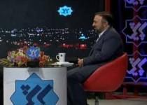 سکسکه ی مرتضی حیدری در برنامه زنده