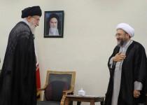تمدید مسئولیت آیتالله آملی لاریجانی به عنوان رئیس قوه قضائیه