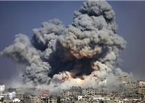 آغاز دور جدید تجاوزات رژیم صهیونیستی به غزه