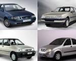 قیمت خودروهای داخلی در بازار ۳ شهریور ۹۳ /جدول