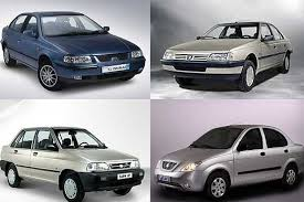 قیمت خودروهای داخلی در بازار 3 شهریور 93 /جدول