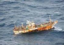 شلیک کشتی آمریکا به قایق ماهیگیری ایرانی