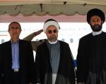 سفر استانی رئیس جمهور به اردبیل / تصاویر