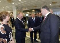 وعده پورشنکو به پوتین در مینسک