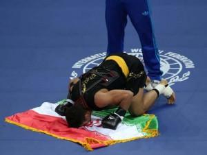 یک طلا و 2 نقره برای تیم ملی ووشو ایران در بازیهای آسیایی اینچئون