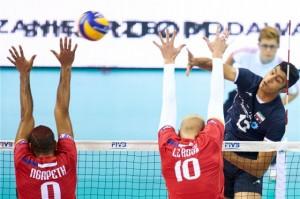 پیروزی 3 بر صفر والیبال ایران مقابل پورتوریکو