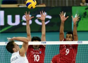 والیبال ایران در چه شرایطی صعود میکند؟