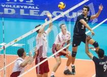 لهستان 3 - ایران 2 ؛ شکست کارمان را برای صعود سخت کرد