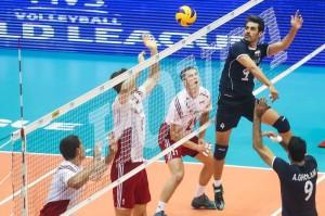 لهستان 3 – ایران 2 ؛ شکست کارمان را برای صعود سخت کرد