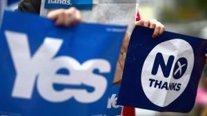 آغاز همهپرسی استقلال اسکاتلند از انگلیس