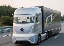 مرسدس بنز کامیون بدون راننده میسازد