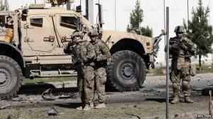 توافقنامه امنیتی آمریکا – افغانستان امضا شد