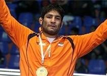 سعيد عبدولی مدال برنز را بر گردن آويخت