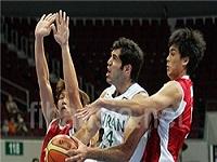 پيروزی راحت بسکتبال ايران مقابل مغولستان