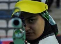 روز رویایی بانوان تیرانداز ایران در اینچئون