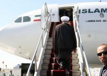 بدرقه رییسجمهور در سفر به نیویورک