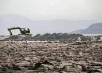 ارزش نمک دریاچه ارومیه۱۰۰ میلیارد دلار است