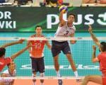 نتیجه والیبال ایران و آمریکا در قهرمانی مردان جهان/تصاویر