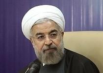 روحانی: از حقوق حقه خود کوتاه نمیآئیم