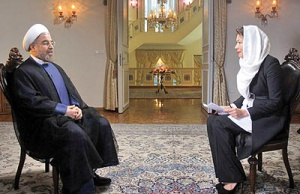 روحانی در مصاحبه با شبکه آمریکایی: روی میز ایران فقط منطق است