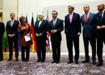 زمان مذاکره سهجانبه ظریف، اشتون و کری