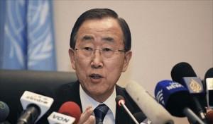 بان کیمون: جنگ غزه ننگ جامعه جهانی بود