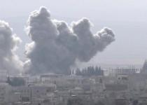 مراکز نفتی سوریه هدف جنگندهها /کردها همچنان از کوبانی دفاع میکنند