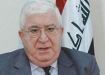 فؤاد معصوم: کنفرانس آشتی ملی عراق بعد از محرم برگزار میشود