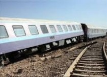 قطار تهران  اهواز از ریل خارج شد