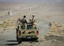 وقوع عملیات تروریستی نافرجام در جکیگور سیستان