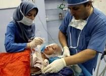 دومین جراحی قربانی حادثه اسیدپاشی