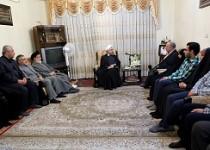 """اهدای لوح تقدیر رییس جمهوری به """"محمدرضا خردمند نسب""""جانباز۷۰ درصد"""