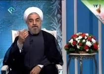 روحانی دوشنبه شب با مردم گفت وگو می کند