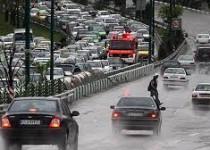 بارش باران از فردا در پایتخت