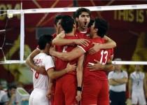 تیم ملی والیبال ایران به مقام قهرمانی بازیهای آسیایی اینچئون رسید