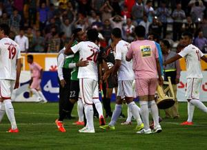 نتایج مرحله یک چهارم نهایی جام حذفی