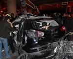 تصادف مرگبار شاسیبلندها در تهران/۵عکس