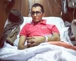 مرتضی پاشایی به ICU منتقل شد/ تصاویر