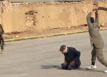 مراسم گردنزنی و سنگسار داعش/عکس